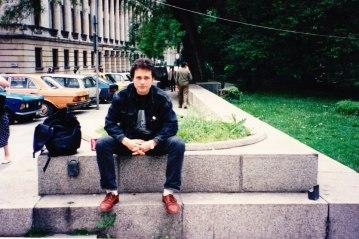 Simeon Gasparov, Sofia, Bulgaria 1993