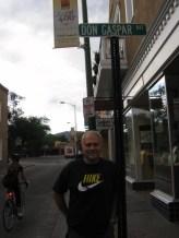 Don Gaspar Avenue