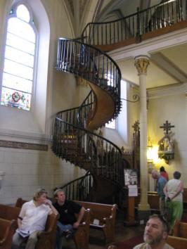 magic stairs Loretto