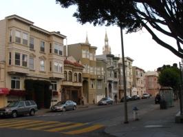 къщите на Сан Франциско