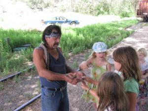 Рамон деца галят змиите част 2