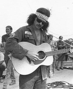 Countr Joe at Woodstok 1969