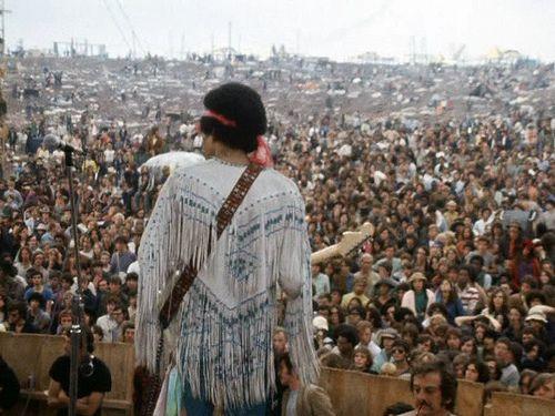 Jazz Of Thufeil - Jimi Hendrix Woodstock 1969