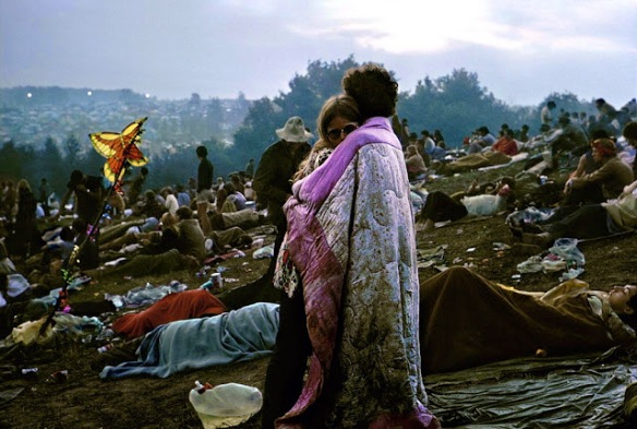 Photos of Life at Woodstock 1969 (7)