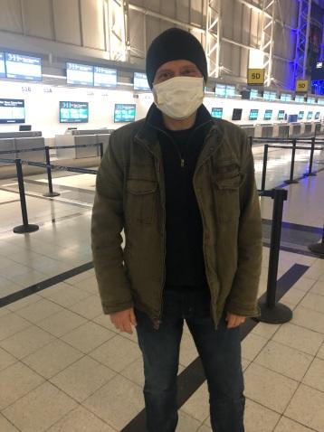 Simeon Gasparov photo airport Chicago